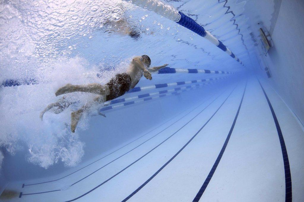 איש שוחה